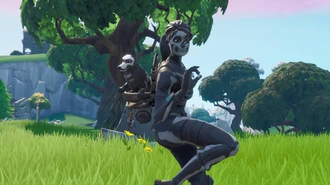 Fortnite: Battle Royale - Spooky, Goofy, and Deadly 💀✨❗ (Skull Ranger Showcase) image 13