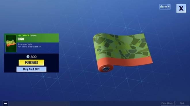 Fortnite: Battle Royale - Today's Item Shop image 4