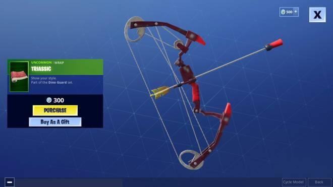 Fortnite: Battle Royale - Today's Item Shop image 18
