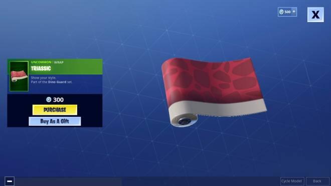 Fortnite: Battle Royale - Today's Item Shop image 12