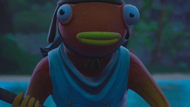 Fortnite: Battle Royale - Some cute Fishy shots 🥰💜✨ image 2