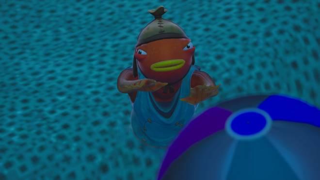 Fortnite: Battle Royale - Some cute Fishy shots 🥰💜✨ image 7