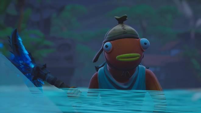 Fortnite: Battle Royale - Some cute Fishy shots 🥰💜✨ image 8