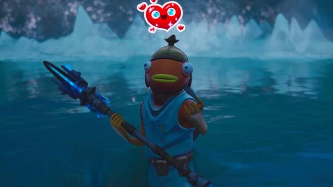 Fortnite: Battle Royale - Some cute Fishy shots 🥰💜✨ image 9