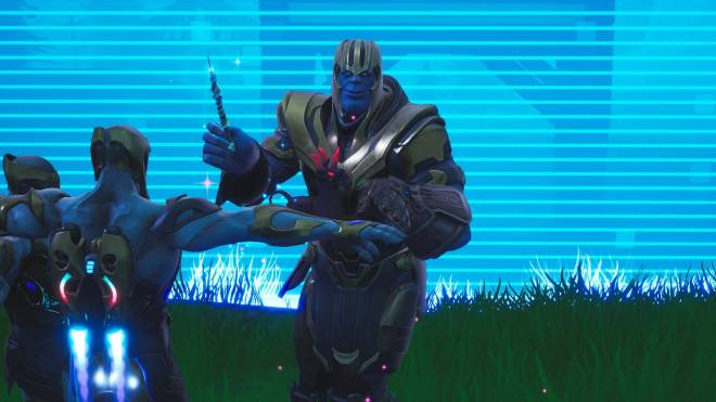 Fortnite: Battle Royale - 📸Some Dope Thanos Shots 📸 image 4