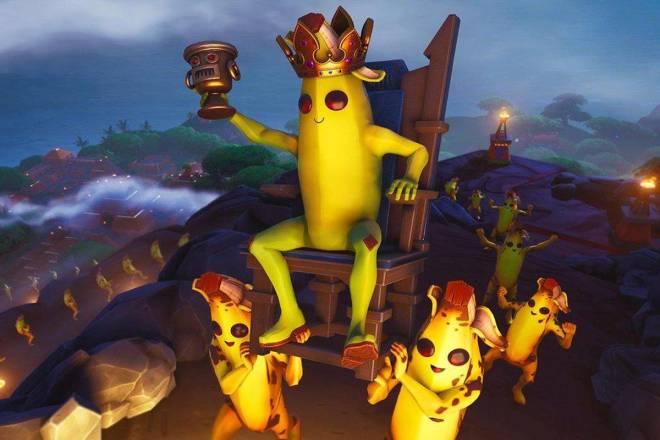 Fortnite: Battle Royale - King Banana 🍌 Style ?  image 2
