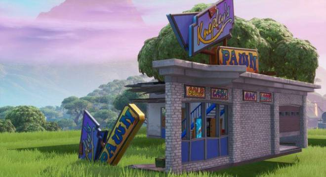 Fortnite: Battle Royale - Leaked images of retail and tilted (epic thinks they're funny) image 8