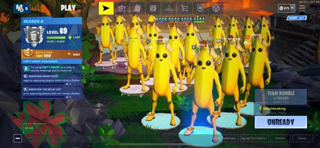 Fortnite: Battle Royale - Epic no one asked for this (16 bananas)  image 2