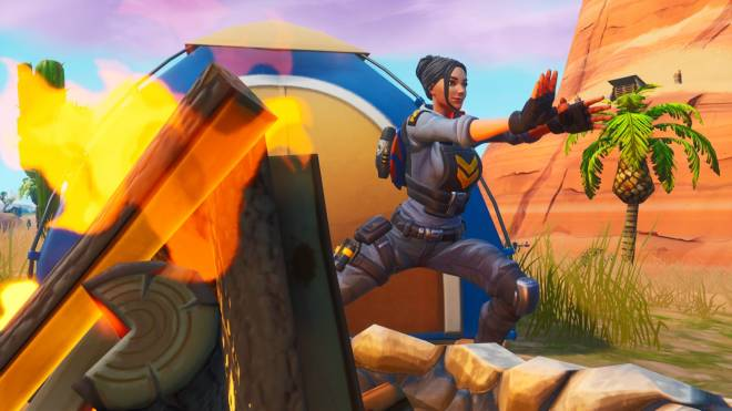 Fortnite: Battle Royale - Wicked Waypoint 💎 image 10
