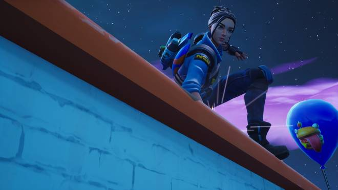 Fortnite: Battle Royale - Wicked Waypoint 💎 image 1