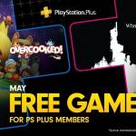 PS Plus Free Games for May 2019