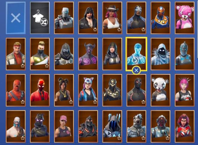 Fortnite: Battle Royale - Queen64's Locker  image 2