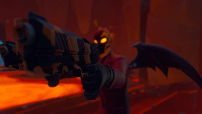 Fortnite: Battle Royale - 📸 Inferno Shots📸 image 5