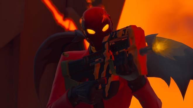 Fortnite: Battle Royale - 📸 Inferno Shots📸 image 3