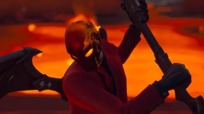Fortnite: Battle Royale - 📸 Inferno Shots📸 image 10