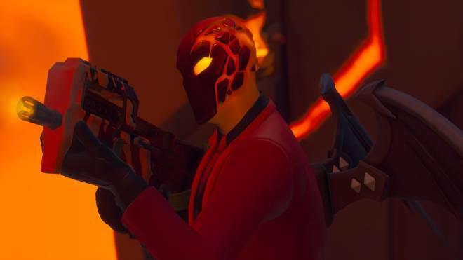 Fortnite: Battle Royale - 📸 Inferno Shots📸 image 4