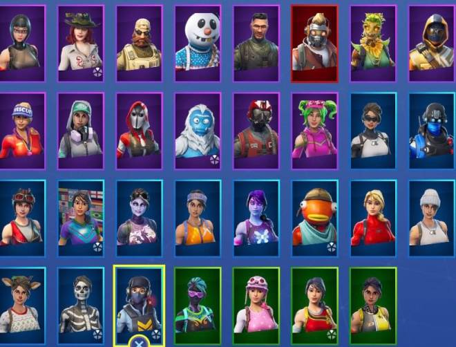 Fortnite: Battle Royale - Queen64's Locker  image 4