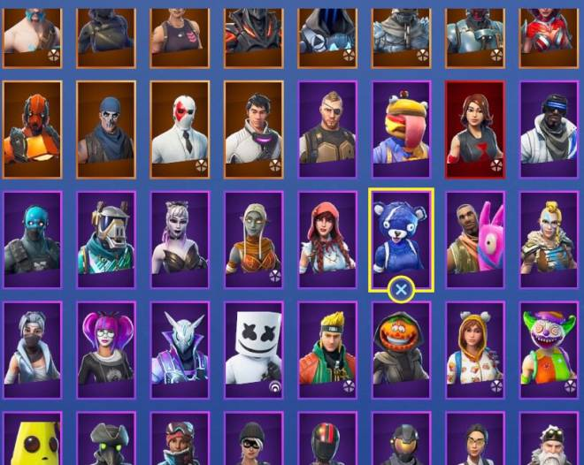 Fortnite: Battle Royale - Queen64's Locker  image 3