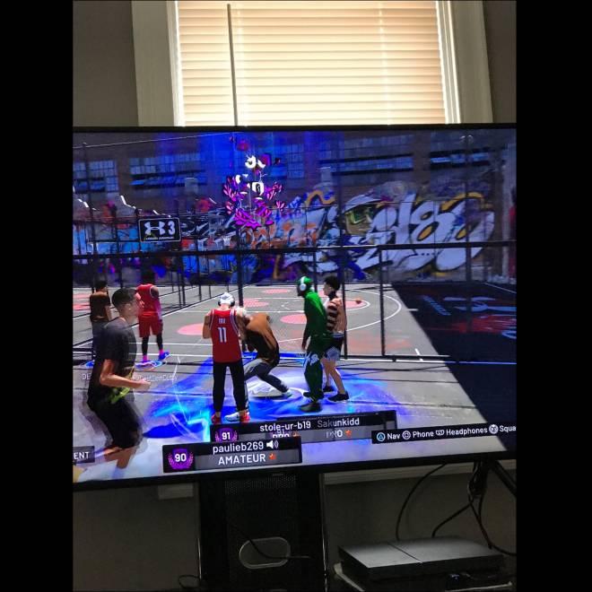 NBA 2K: General - Finally image 1