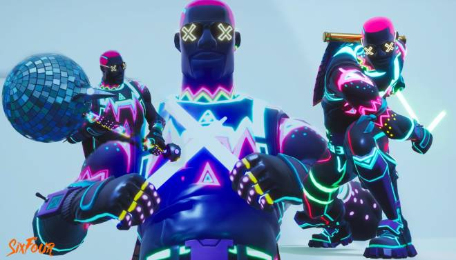 Fortnite: Battle Royale - Da Big 64's Iconic Combos Pt. 2 6️⃣4️⃣🔥 image 20