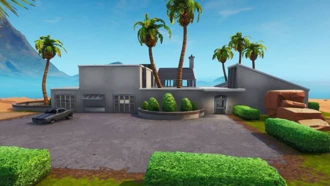 Fortnite: Battle Royale - This Is John Wick's House Here's Why image 1