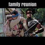 Reuniting the lost family