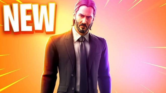 Fortnite: Battle Royale - I will soon have the luxury to say I have a John Wick skin 🥰✨ image 2