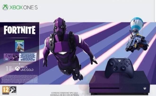 Fortnite: Battle Royale - NEW XBOX ONE S BUNDLE *LEAK* image 2