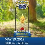 Community Day - 5.19.19