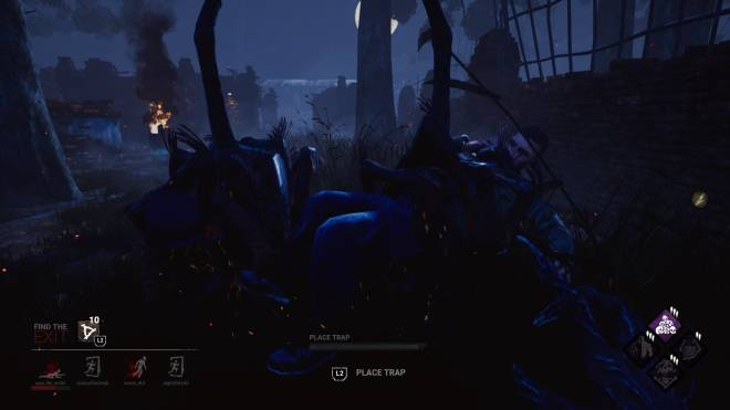 Dead by Daylight: General - Killed two people by opening the door and hitting them with NOED picking them up and dropping them. image 1