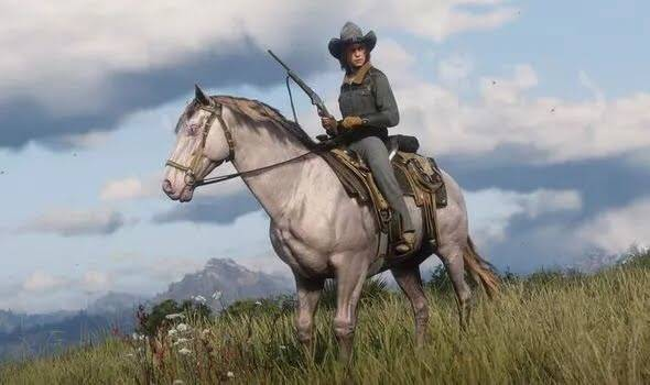 Red Dead Redemption: General - *NEW* FREE Horse in RDO🤠🐎  image 2