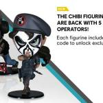 New Series 3 Chibi Figurines Are Now Available!