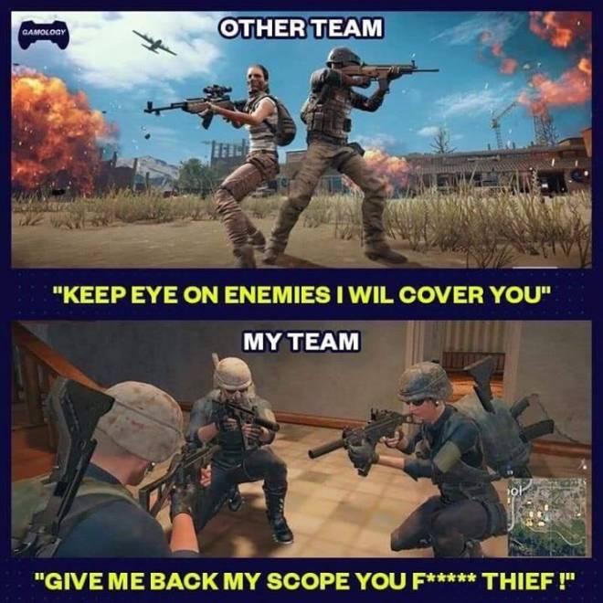 PUBG: Memes - So True! image 1