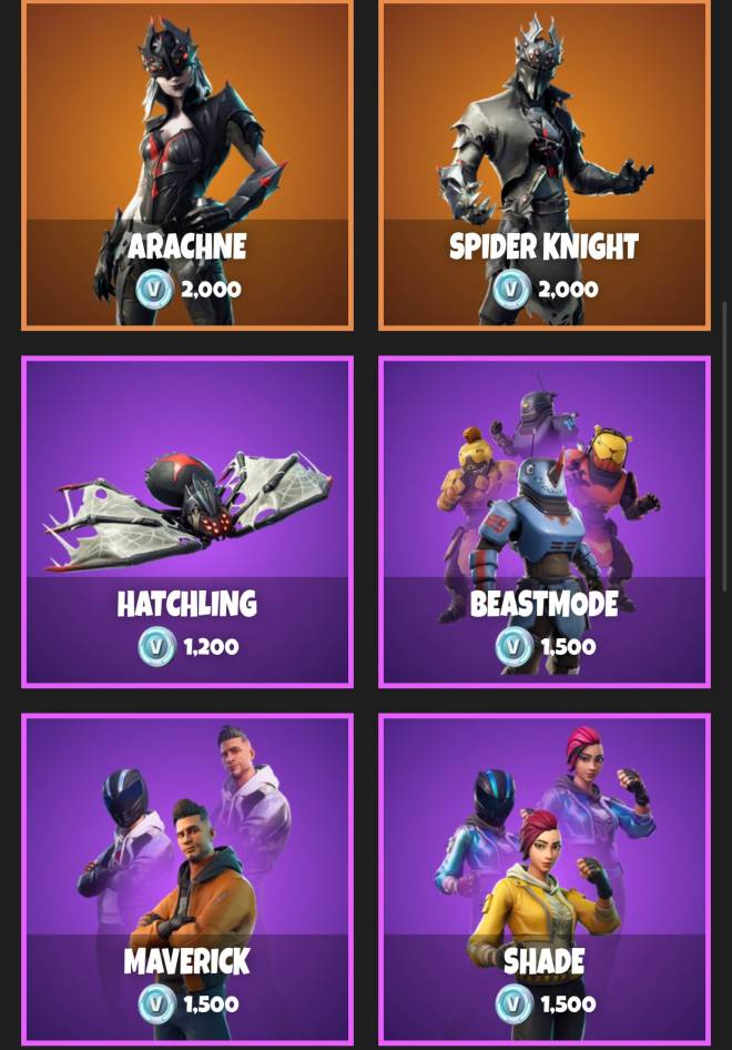 Fortnite: Battle Royale - 5-28-19 ITEM SHOP  image 1