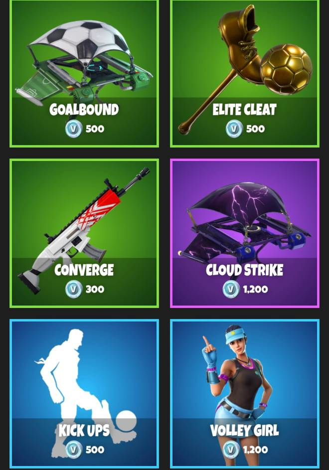 Fortnite: Battle Royale - 5-31-19 ITEM SHOP  image 3