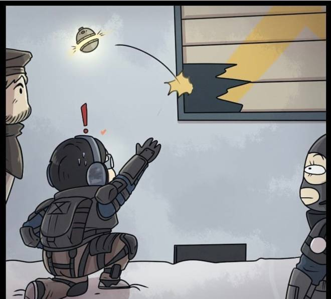Rainbow Six: Memes - When you finally get the operator you always wanted but you can't play as them #RIP #dontbethisguy image 3