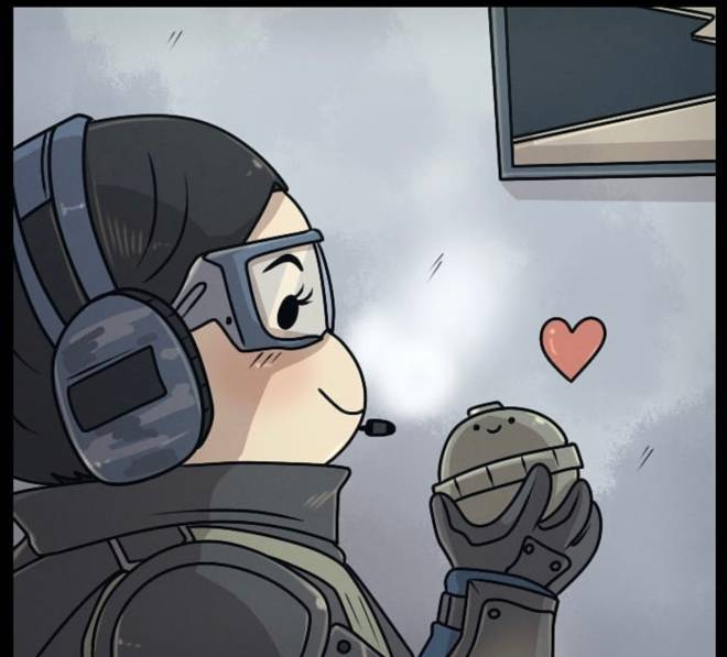 Rainbow Six: Memes - When you finally get the operator you always wanted but you can't play as them #RIP #dontbethisguy image 1