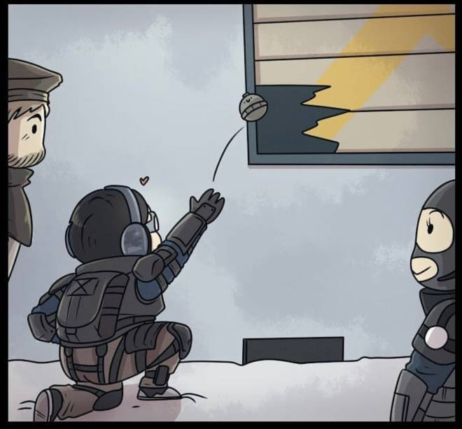 Rainbow Six: Memes - When you finally get the operator you always wanted but you can't play as them #RIP #dontbethisguy image 2