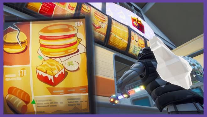 Fortnite: Battle Royale - For Da Big Ballers Only 🍔🍟 image 2