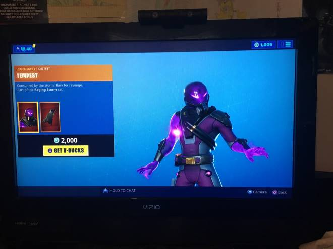 Fortnite: Battle Royale - Yo it's purple...like thanos! image 2
