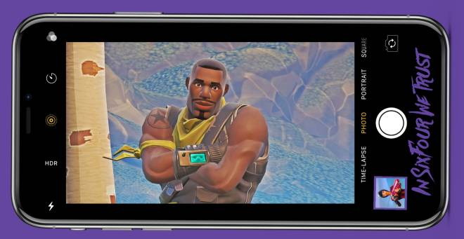 Fortnite: Battle Royale - Told Mari Take A Flick For Me 📸 image 2