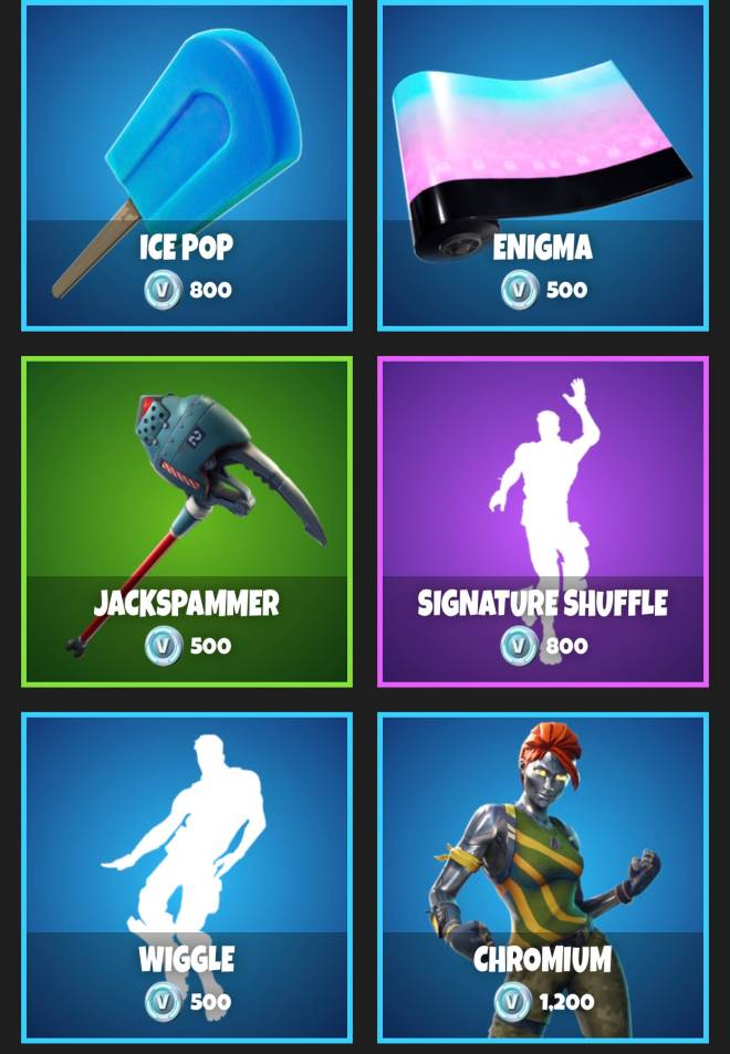 Fortnite: Battle Royale - 6-12-19 ITEM SHOP  image 2