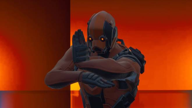 Fortnite: Battle Royale - Vertex Cinematic Shot Showcase 📸🧡✨ image 7