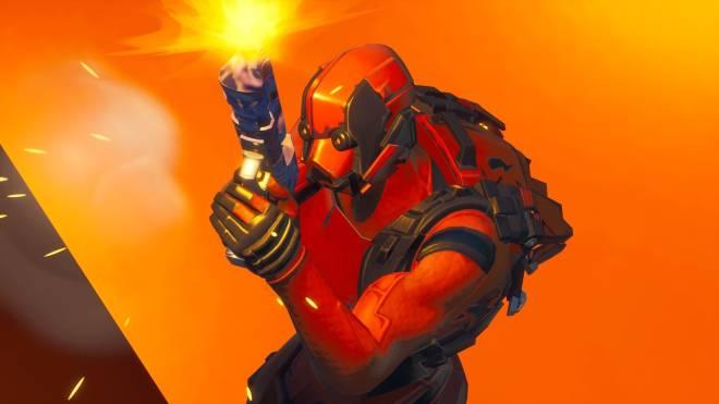 Fortnite: Battle Royale - Vertex Cinematic Shot Showcase 📸🧡✨ image 5