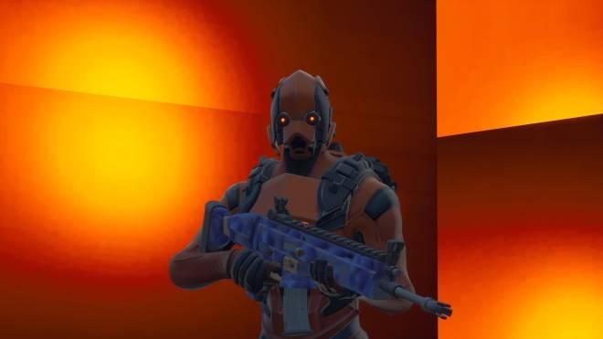 Fortnite: Battle Royale - Vertex Cinematic Shot Showcase 📸🧡✨ image 4
