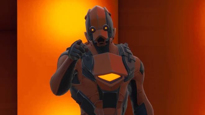 Fortnite: Battle Royale - Vertex Cinematic Shot Showcase 📸🧡✨ image 11