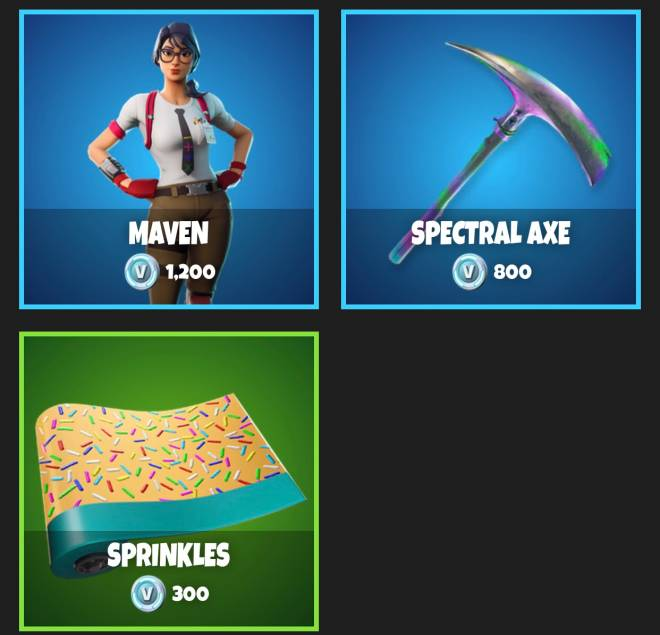 Fortnite: Battle Royale - 6-12-19 ITEM SHOP  image 3