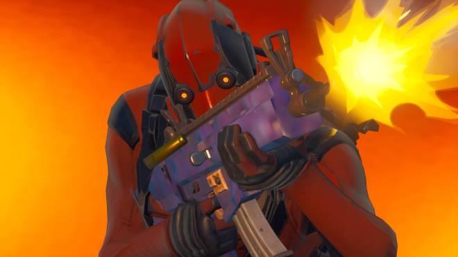 Fortnite: Battle Royale - Vertex Cinematic Shot Showcase 📸🧡✨ image 3