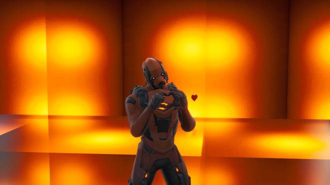 Fortnite: Battle Royale - Vertex Cinematic Shot Showcase 📸🧡✨ image 12
