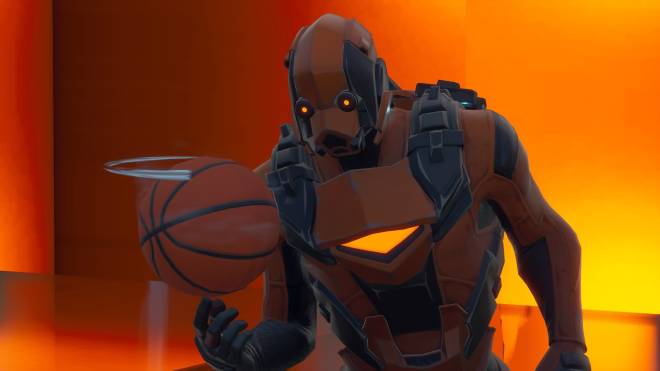 Fortnite: Battle Royale - Vertex Cinematic Shot Showcase 📸🧡✨ image 9